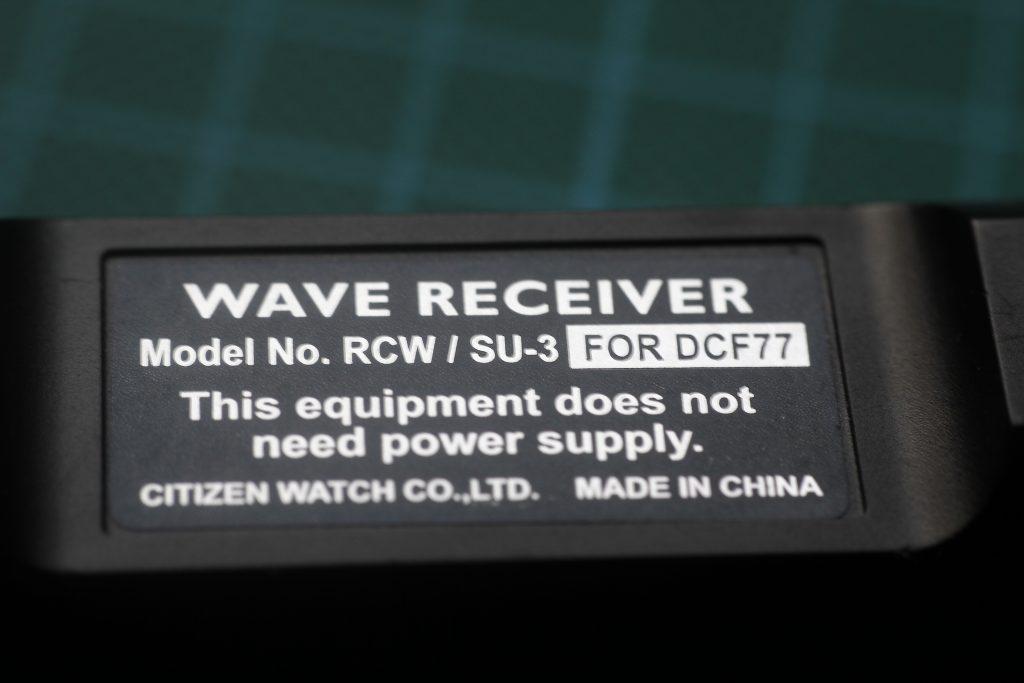 Antena DCF77
