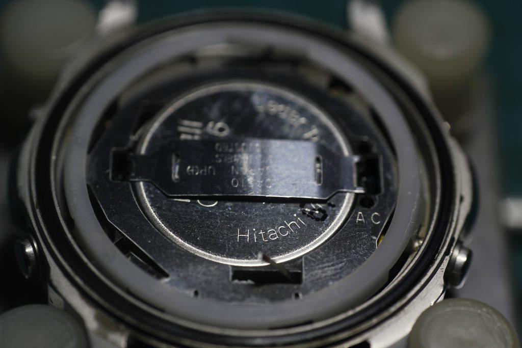 Casio DGW300 - Bata del modulo