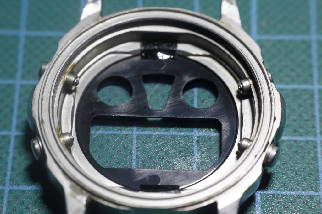 Casio DGW300 - Caja y mascara