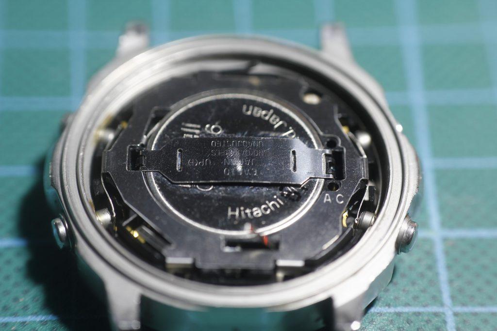Casio DGW300 - Colocando de nuevo el modulo