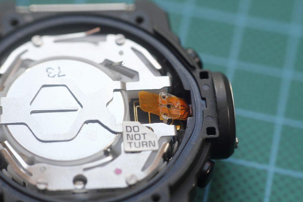 Casio ALT-6200 conector sensor