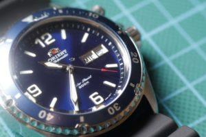 Orient Mako: caída inesperada y reloj parado