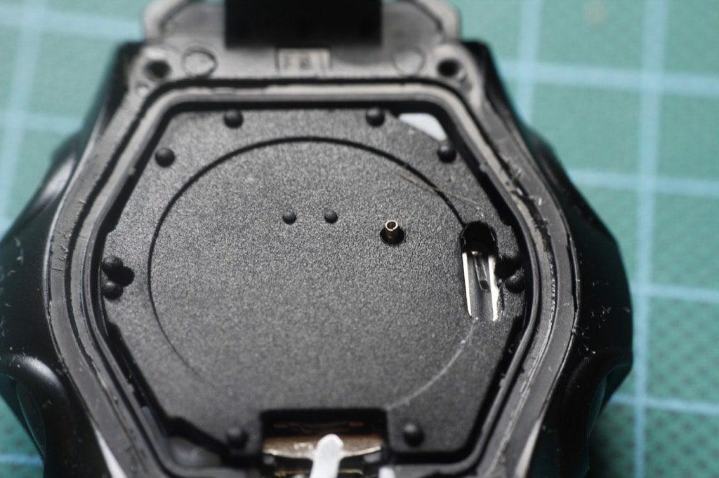 Casio GW-M500 - Goma trasera para proteger el modulo