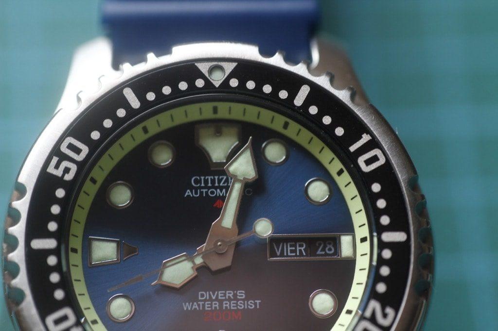 Citizen NY0040 - Mod de Angelo