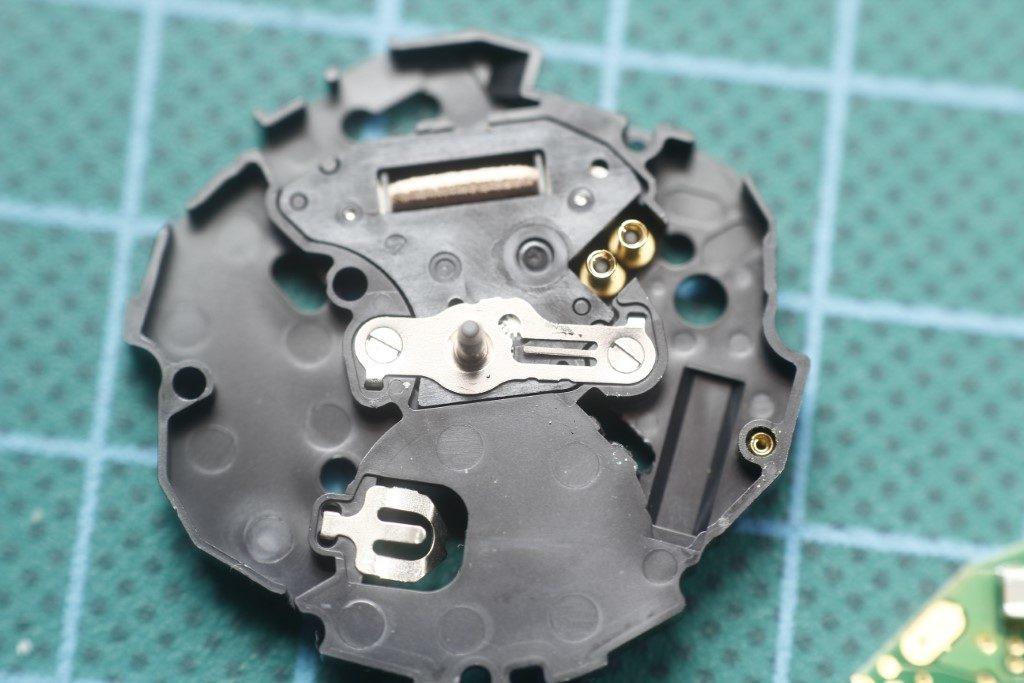 Casio AW-590 - Modulo parte mecanica