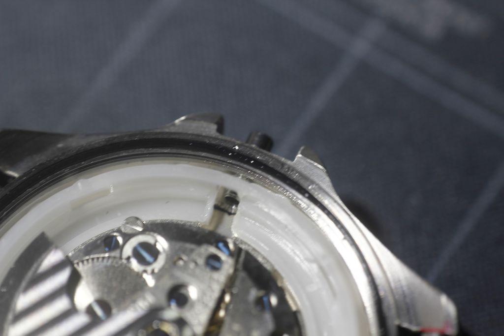 Vostok 34 - 350006 junta trasera engrasada