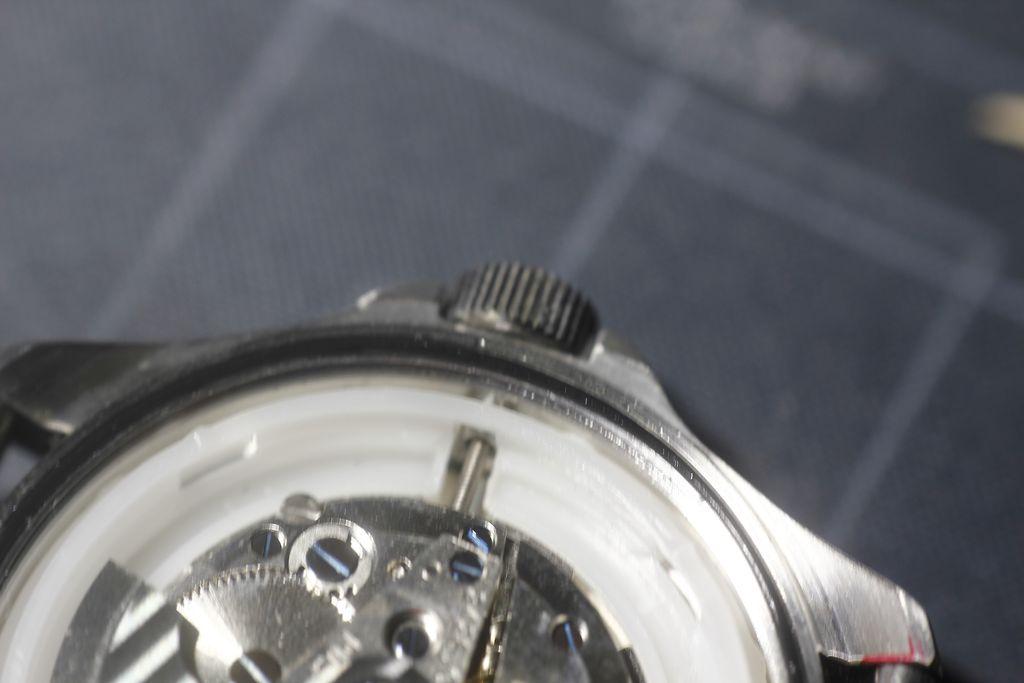 Vostok 34 - 350006 tapa trasera quitada