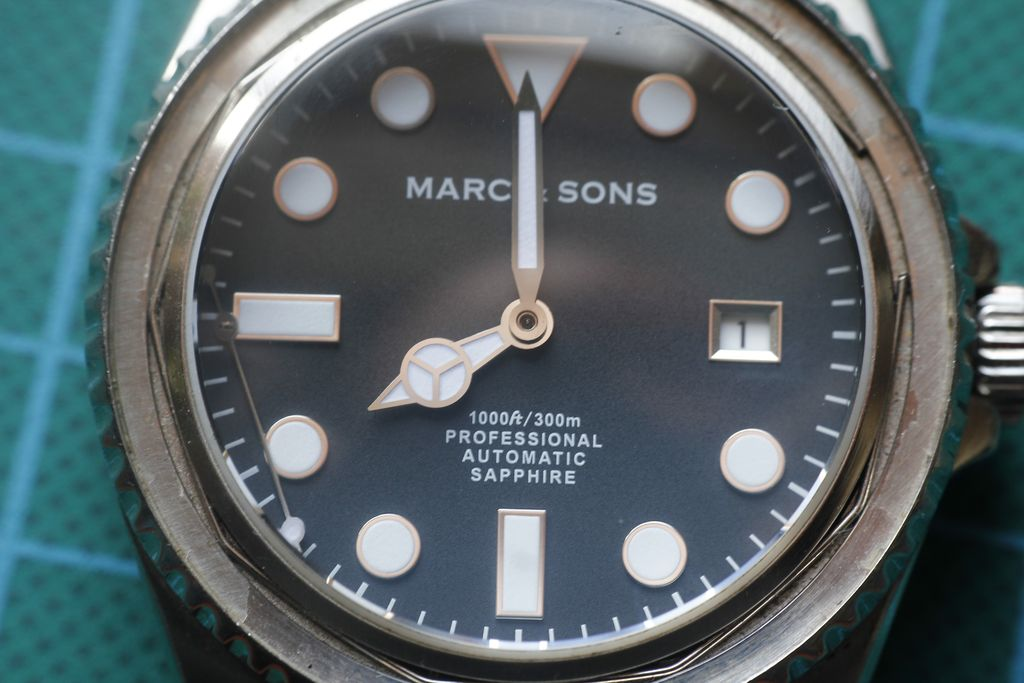 Marc&Sons MSD-023: estado inicial