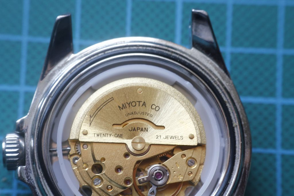 Marc&Sons MSD-023: movimiento miyota