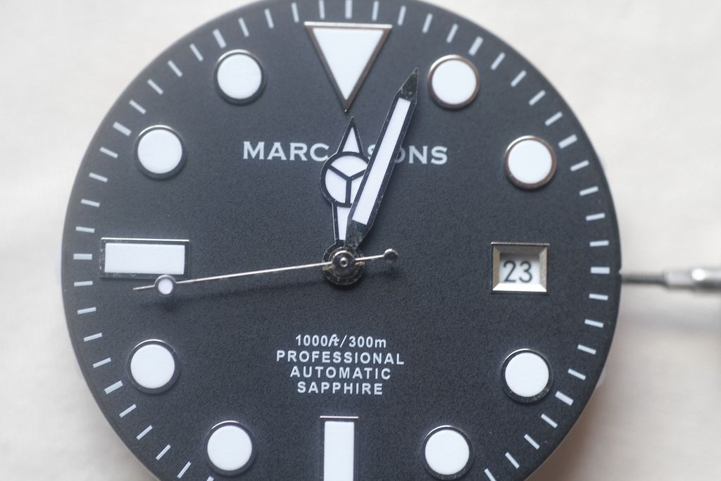 Marc & Sons MSD-023: problems with fast date change 8