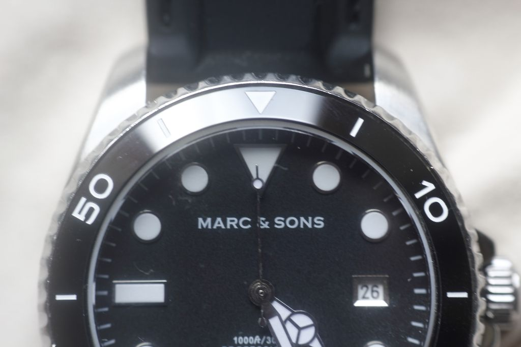 Marc & Sons MSD-023: problems with fast date change 11