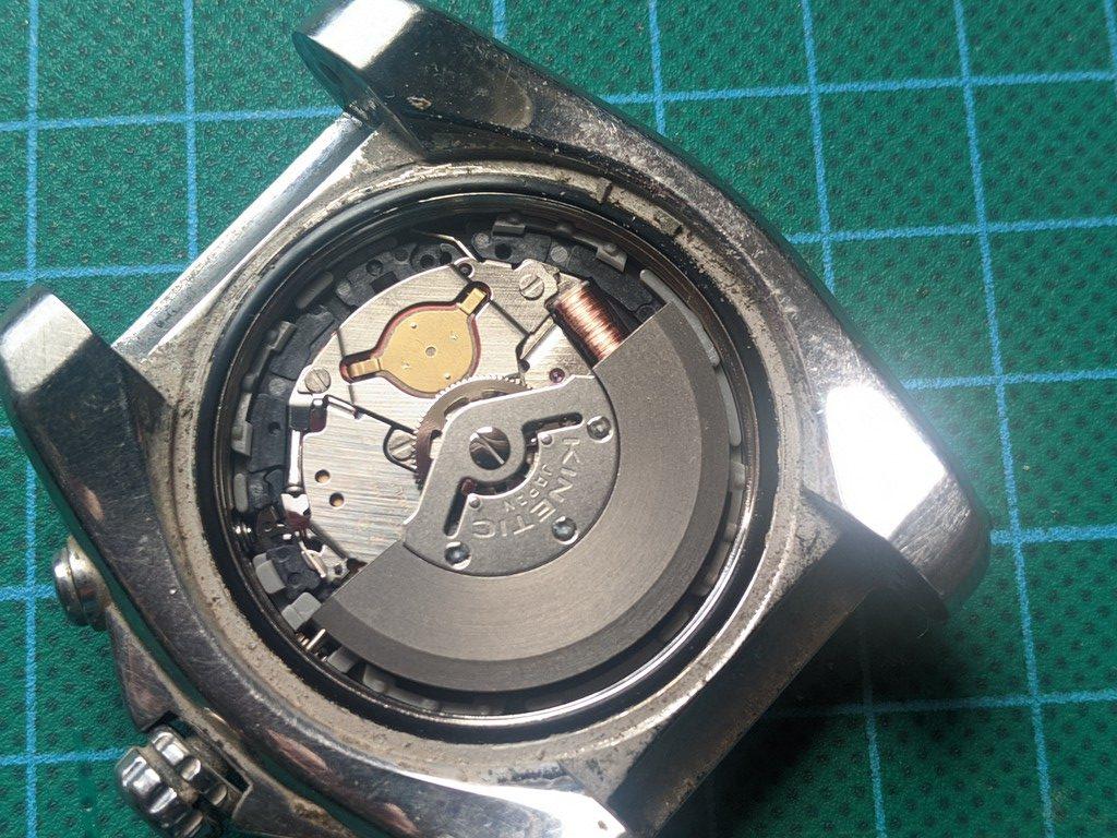 Seiko SKA371 - Modulo 5M62