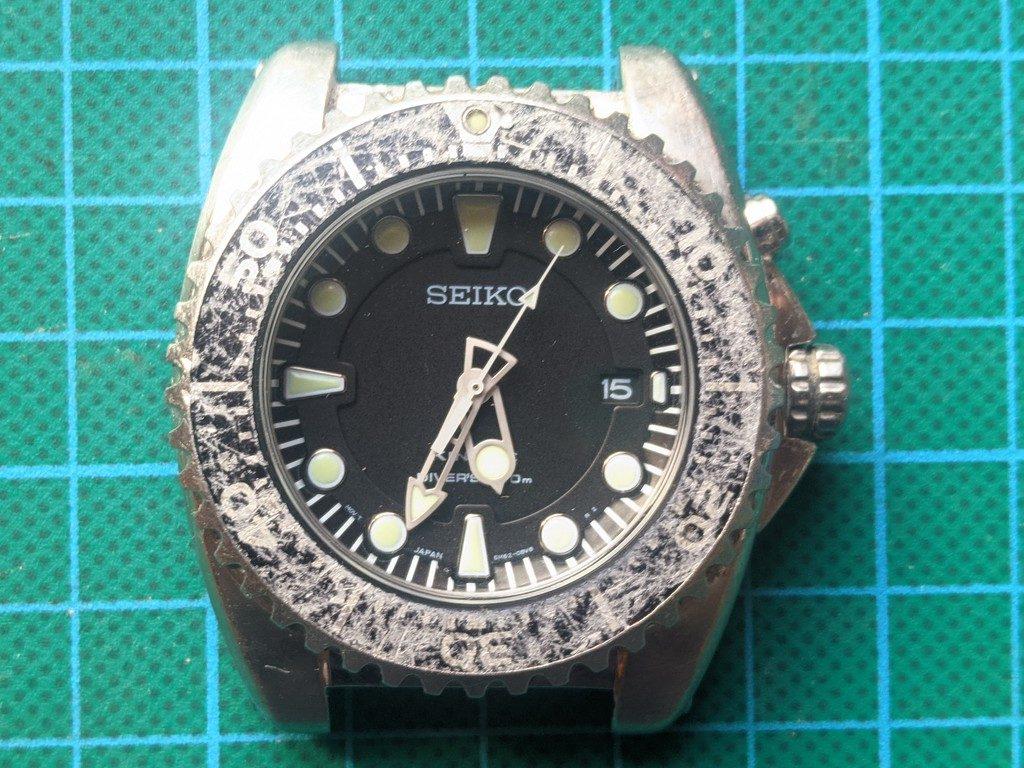 Seiko SKA371 - Reloj finalizado por ahora
